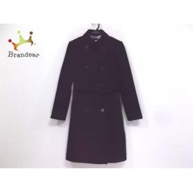 ポールスミスブラック PaulSmith BLACK コート サイズ40 M レディース ダークネイビー 冬物    値下げ 20190419
