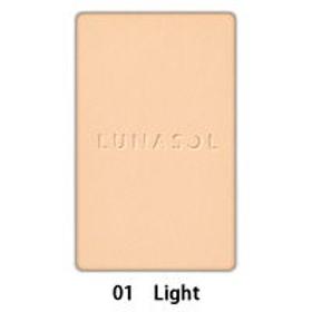 LUNASOL(ルナソル) グロウィングヴェールフィニッシュ(パウダー)<レフィル> 01(Light)