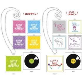 Little Glee Monster/アクリルレコードペンダント/全10種