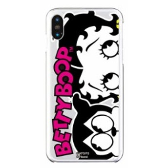iPhone XS iPhone X ケース ベティ・ブープ ベティー ブープ Betty ベティちゃん iPhoneXS iPhoneX クリアケース Look at Me 【Gizm】