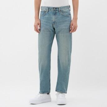 (GU)レギュラージーンズ BLUE 28