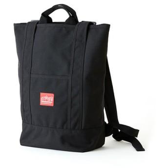 マンハッタン ポーテージ Riverside Backpack ユニセックス Black M 【Manhattan Portage】