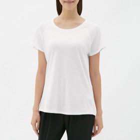 (GU)クルーネックT(半袖)GS OFF WHITE XL