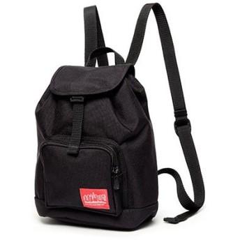マンハッタン ポーテージ Mini Dakota Backpack ユニセックス Black XS 【Manhattan Portage】