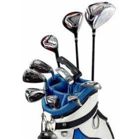 ワールドイーグル F-01αクロスモデル メンズ14点ゴルフクラブフルセット 右用 CBX005バッグ
