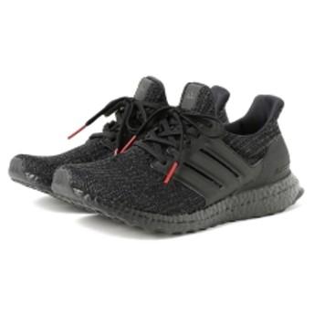 adidas / UltraBOOST Triple Black メンズ スニーカー BLACK 26