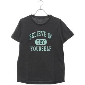 イグニオ IGNIO レディース 半袖Tシャツ グラフィックTシャツ(半袖) LカレッジアソートTSS