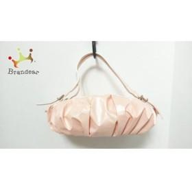 ゲラルディーニ GHERARDINI ハンドバッグ ピンク ミニサイズ PVC(塩化ビニール)×レザー     スペシャル特価 20190911【人気】