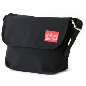 マンハッタン ポーテージ Vintage Messenger Bag JR ユニセックス Black M 【Manhattan Portage】