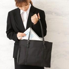 ビジネスバッグ - petitcaprice レディース ビジネスバッグ リクルートバッグ A4 通勤 通学 就職活動 出張 鞄 軽量 フォーマル バッグ バック (ym-542m) 軽量設計 就活 トートバッグ ショルダーバッグ A4対応 軽くてシンプルなレディースビジネスバッ