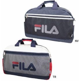 送料無料 フィラ メンズ レディース メッシュロゴボストンバッグ ダッフルバッグ ボストンバッグ 大容量 ロゴ 旅行 合宿 FL-0001