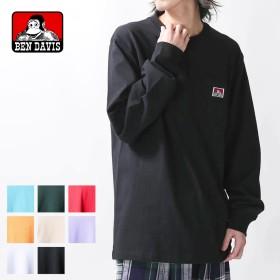 カットソー - WEGO【WOMEN】 BEN DAVISポケットロングTシャツ C-9380026