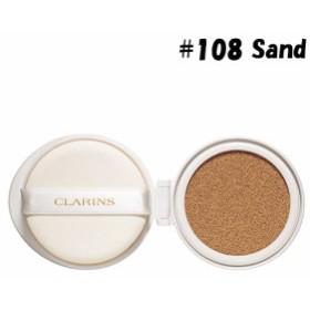 CLARINS クラランス エヴァーラスティング クッションファンデーション SPF50/PA+++(リフィル) #108 sand