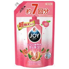 ジョイコンパクト JOY フロリダグレープフルーツの香り 詰め替え 超特大 1065ml 1個 食器用洗剤 P&G