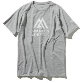 ノースフェイス(THE NORTH FACE) ショートスリーブカラーヘザードMATシャツ  NT81576 GR (Men's)