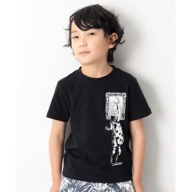 【10%OFF】 デビロック dotmasterコラボ プリント半袖Tシャツ レディース その他系1 110 【devirock】 【タイムセール開催中】