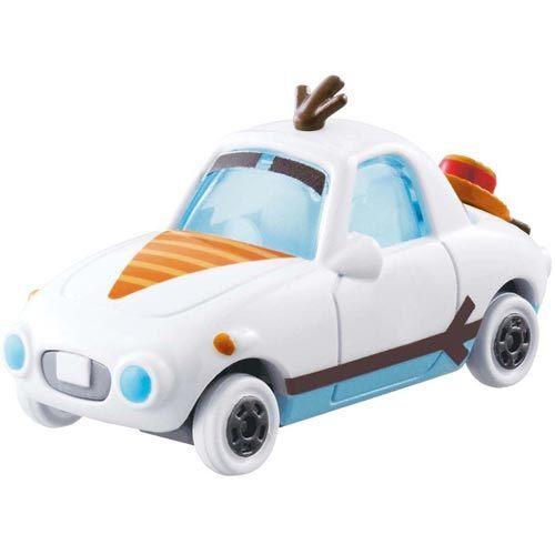 TOMICA小車-迪士尼夢幻車隊-冰雪奇緣-雪寶-玄衣美舖
