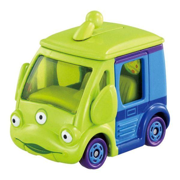 TOMICA小車-迪士尼夢幻車隊-玩具總動員-三眼怪-玄衣美舖