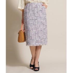 anatelier / アナトリエ ◆COOHEM(コーヘン)ツイードスカート