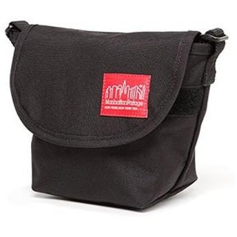 マンハッタン ポーテージ Mini Nylon Messenger Bag ユニセックス Black XS 【Manhattan Portage】