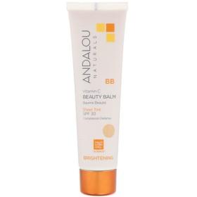 BB Vitamin C Beauty Balm, Brightening, Sheer Tint, SPF 30, 2 fl oz (58 ml)