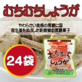 むちむちしょうが 37g×24袋 沖縄 土産 定番 人気  送料無料