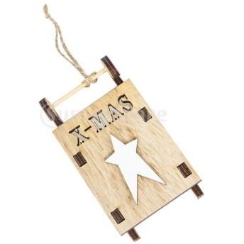 クリスマスツリーペンダント吊り看板クリスマスツリー装飾