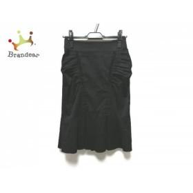マテリア MATERIA スカート サイズ38 M レディース 美品 黒     スペシャル特価 20190923
