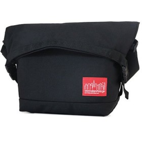 マンハッタン ポーテージ Rolling Thunderbolt Messenger Bag ユニセックス Black M 【Manhattan Portage】