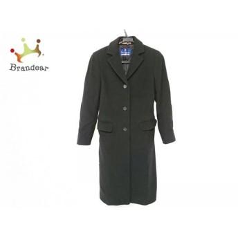 バーバリーブルーレーベル Burberry Blue Label コート サイズ38 M レディース 黒 冬物 スペシャル特価 20190905