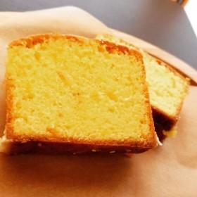 みかんのパウンドケーキ (個装2切入り) 【愛媛県産みかん使用】