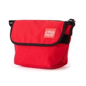 マンハッタン ポーテージ Casual Messenger Bag ユニセックス Red XS 【Manhattan Portage】