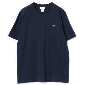 [マルイ] 【WEB限定】LACOSTE / コットン クルーネック Tシャツ/ビームス(BEAMS)