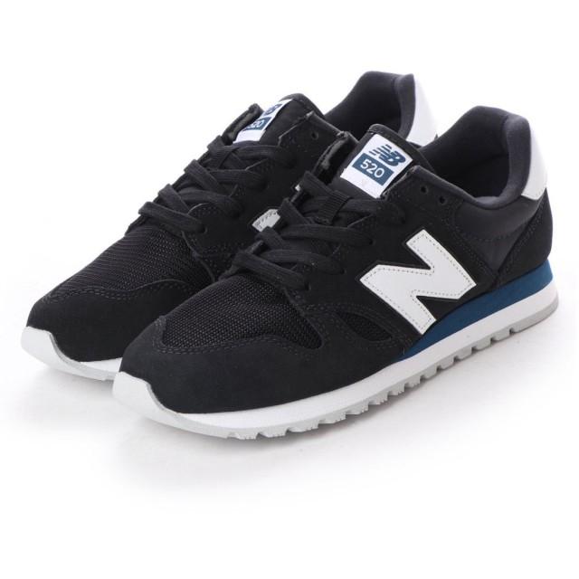 ニューバランス new balance NB U520 ((GF)ブラック)