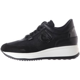 アージレ バイ ルコライン AGILE BY RUCOLINE 1304 A SPACE SPORT BLACK (BLACK)