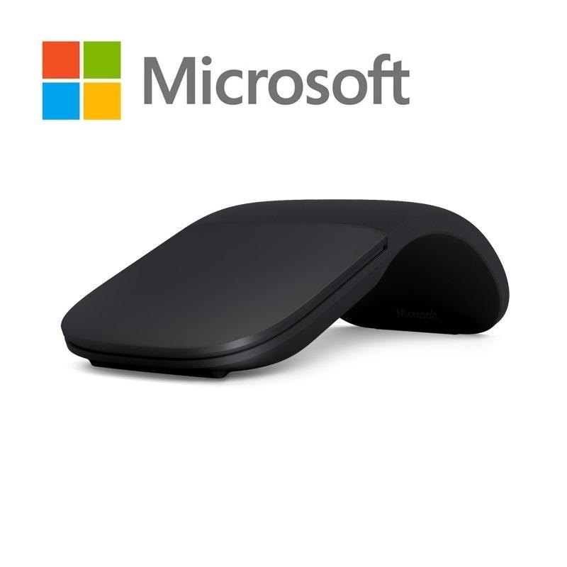 Microsoft 微軟 Surface Arc Mouse 藍芽滑鼠 黑色