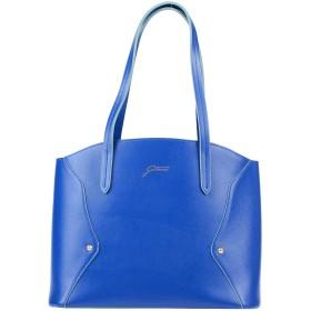 《期間限定セール開催中!》GATTINONI レディース ハンドバッグ ブライトブルー 紡績繊維