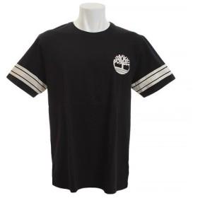 ティンバーランド(Timberland) フットボール ロゴTシャツ A1T85001 BLK (Men's)