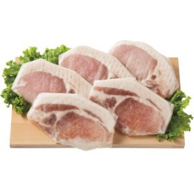 【送料無料】西京味噌 国産豚ロース肉塩麹漬(5枚)【代引不可】【ギフト館】