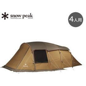 テント snow peak スノーピーク エントリー 2ルーム エルフィールド キャンプ