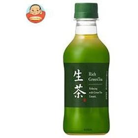 【送料無料】キリン 生茶 300mlペットボトル×24本入