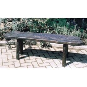 【送料無料】ジャービス商事 天然木無垢材 ロングベンチ M 11405 木製 アンティーク調