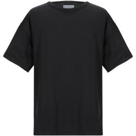 《セール開催中》FACETASM メンズ T シャツ ブラック 00 コットン 100% / ポリエステル