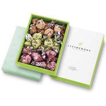 内祝い チョコレート モンロワール リーフメモリーギフトボックス 27個入り