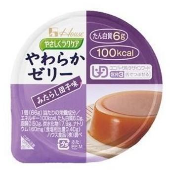 ds-2157497 (まとめ) ハウス食品 やわらかプリン みたらし団子味(48入)【×3セット】 (ds2157497)