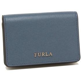 フルラ カードケース レディース FURLA 1006805 PS04 B30 W3E ブルー