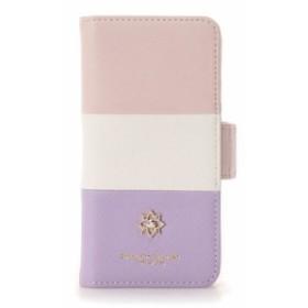 サマンサタバサ モバイルケース 18AWバイカラージル iphoneX ピンク SamanthaThavasaPetitChoice