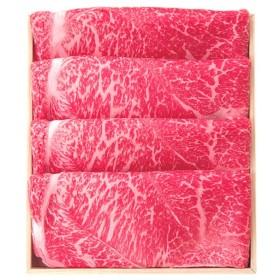 内祝い 母の日 柿安本店 松阪牛すき焼き用(モモ)