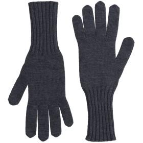 《送料無料》DSQUARED2 メンズ 手袋 グレー 8 ウール 100%