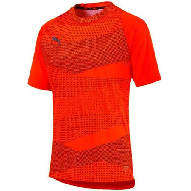 PUMA(プーマ) ftblNXT グラフィックシャツ コア メンズ サッカー・フットサルウェア 656070 02SHOCKING_O